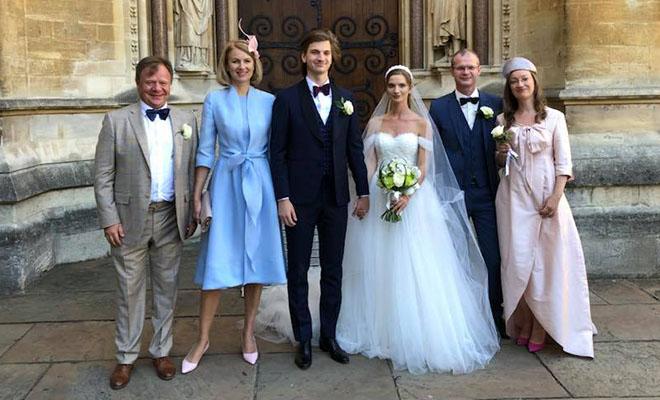 Игорь Бутман женил сына