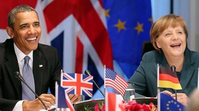 Санкции против России для Берлина вторичны, пока российский газ течет в Германию по «Северному потоку»