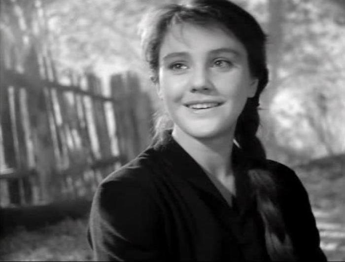 Жанна Прохоренко в фильме *Баллада о солдате*, 1959 | Фото: kino-teatr.ru