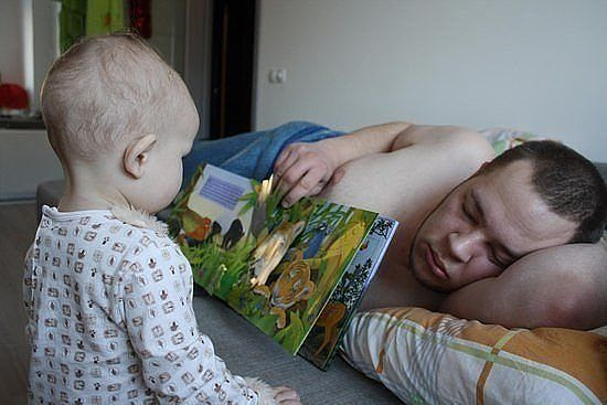 Устами младенца :))