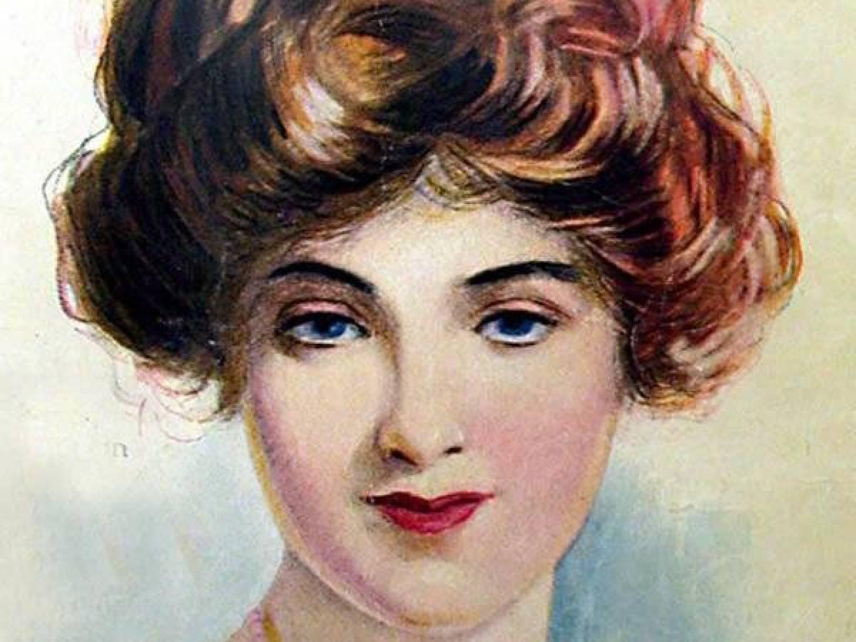 Пугающая история косметики