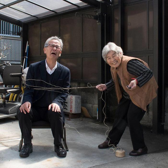 90-летняя бабушка из Японии покорила соцсети