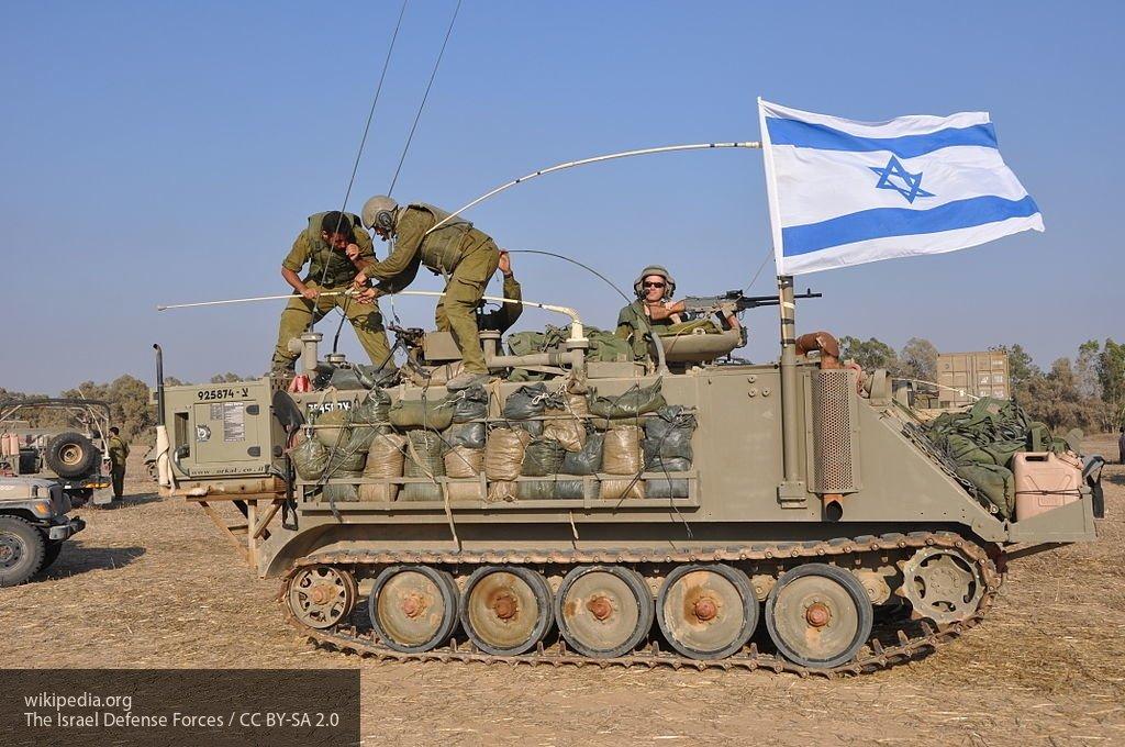 Израиль зафиксировал запуск ракеты с территории сектора Газа
