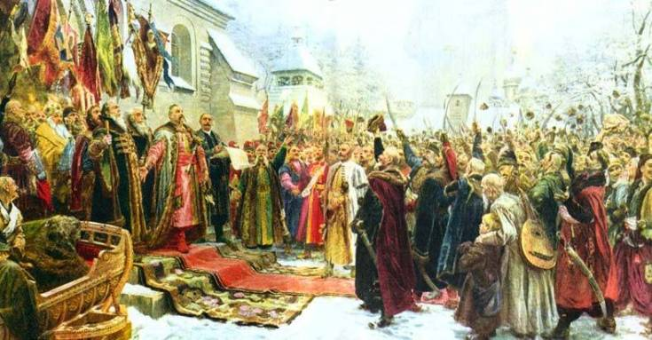 Соцопрос Россия - Украина: все наладится