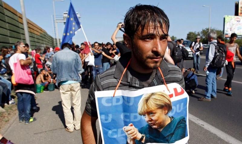 Мигранты - власть в Германии?