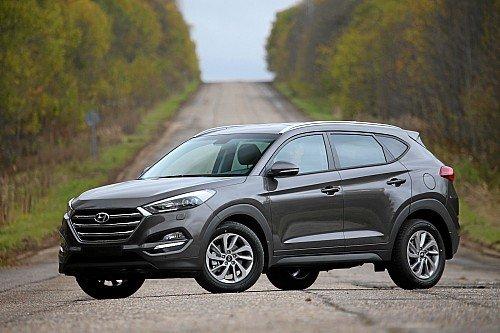 Эксклюзив: первый тест-драйв нового Hyundai Tucson (ВИДЕО)