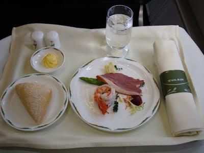 Еда в самолете: как выбрать …