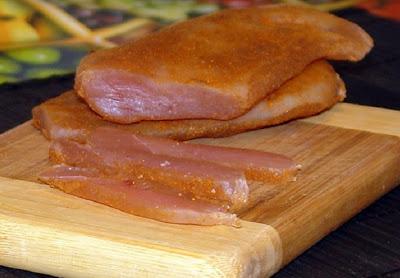 А что, если приготовить балык дома? Простой рецепт вкуснейшего мяса!
