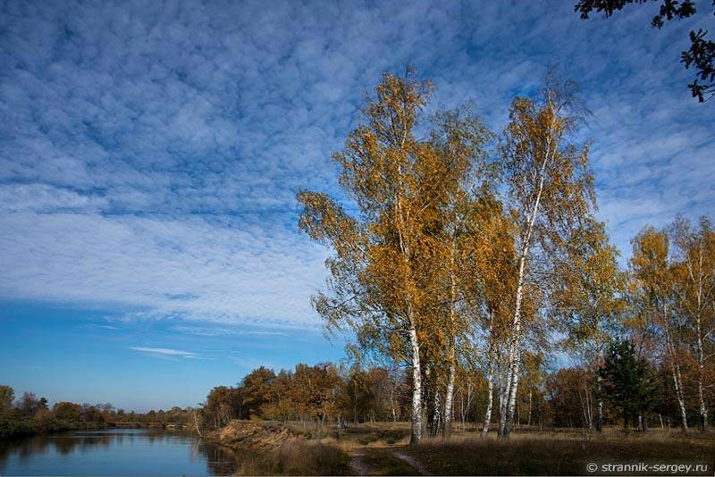 Осенний монолог