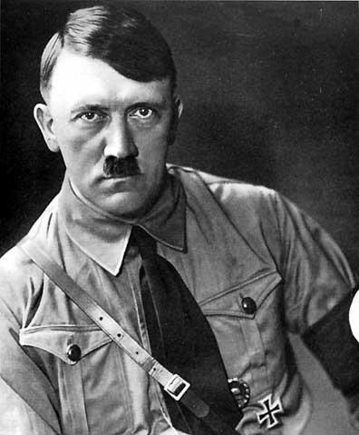 Интересные факты о Гитлере.