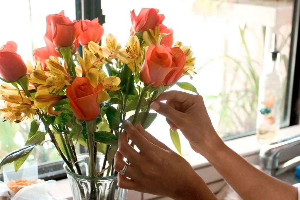 Вот какие цветы надо поставить в вазу, чтобы привлечь благополучие в дом