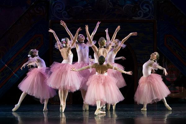 МУЗЫКАЛЬНЫЕ ШЕДЕВРЫ. Самые лучшие балетные вальсы