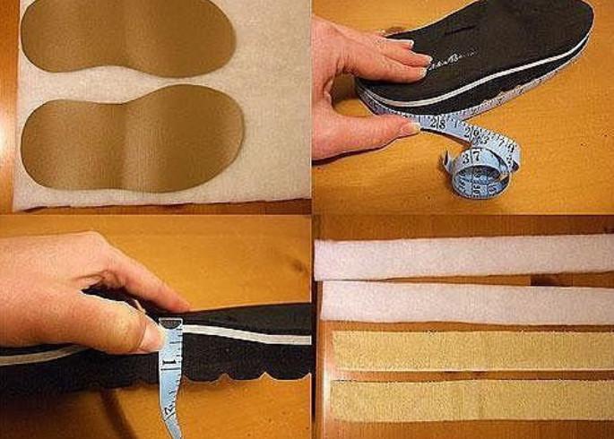 Оказывается, вот как просто можно сшить мягкие махровые тапочки…