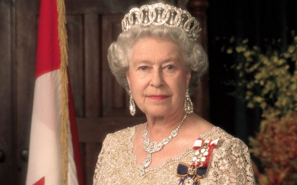 А вы знали? Королева Англии …