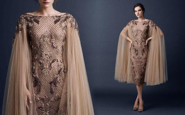 Paolo Sebastian. Невероятные платья!