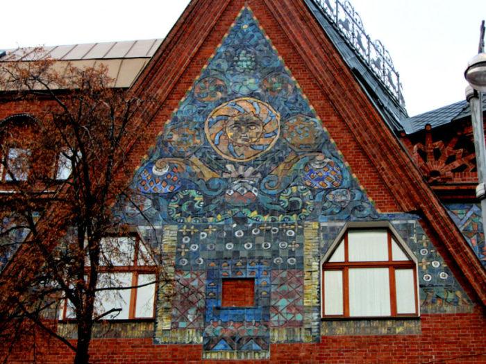 Сказочно-былинный стиль, как выражался владелец доходного дома. /Фото:mosstreets.ru