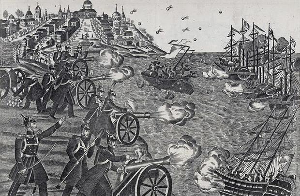 Как прапорщик Щеголев всю Одессу защитил