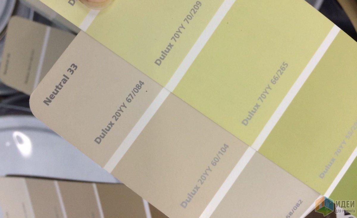 Подбор цвета, оливковая цветовая гамма