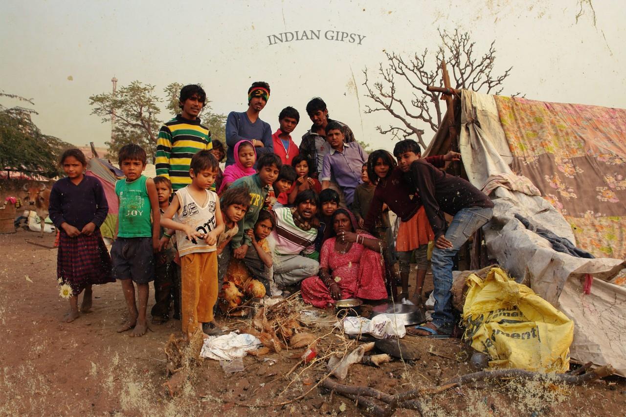 Рассказ о том , как меня разводили настоящие цыгане в  самой Индии