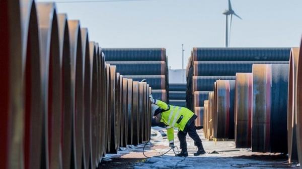 США угрожают санкциями Европе из-за проекта «Северный поток-2»
