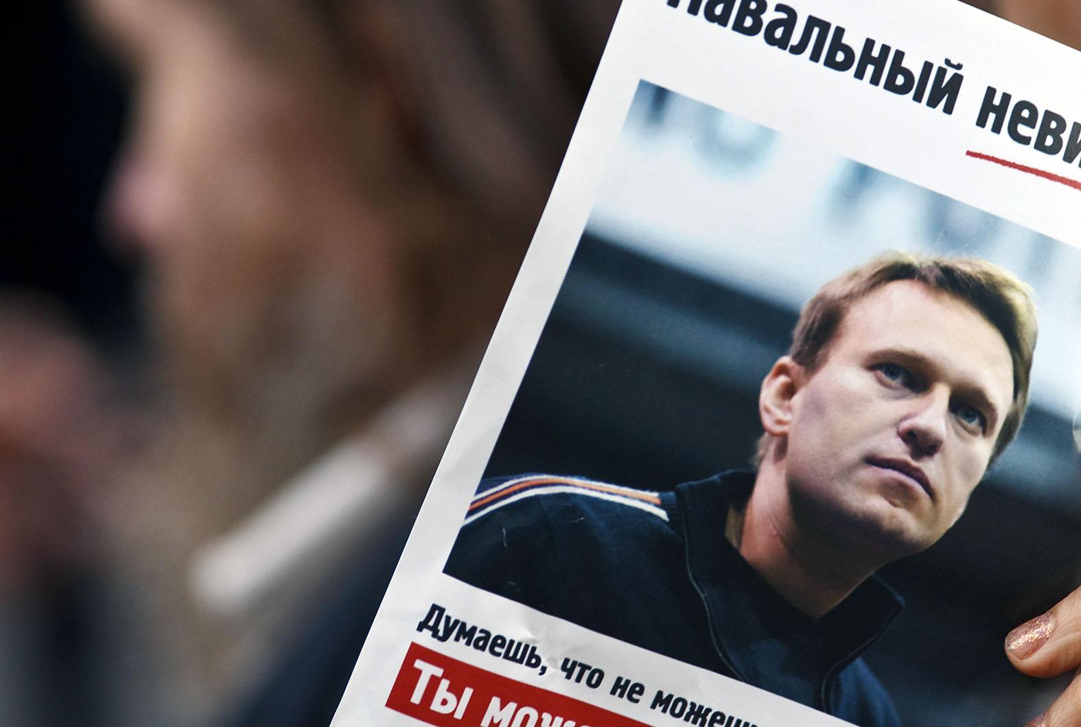 """Работа над ошибками Навального: """"Новичок"""" оказался неизвестным лекарством геополитика"""