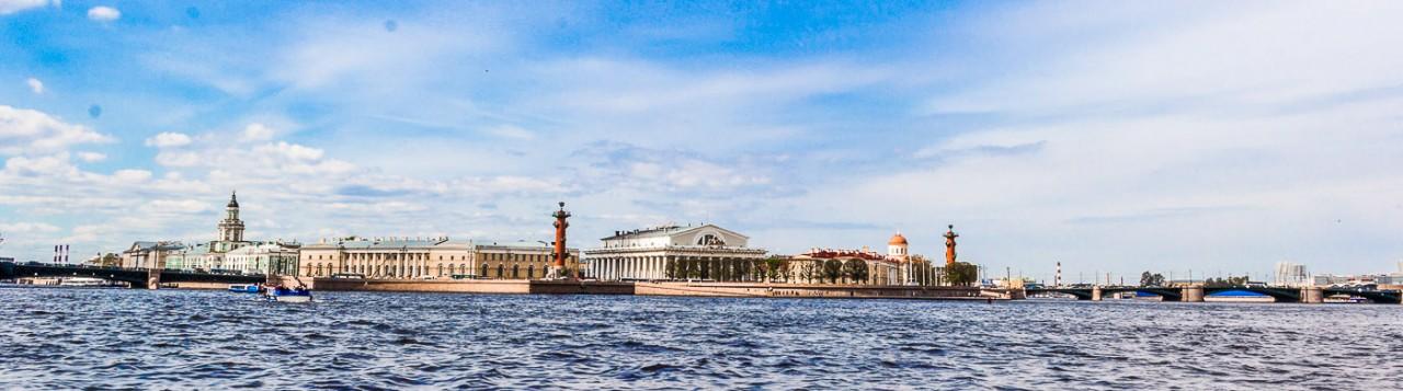 О гидах Санкт-Петербурга