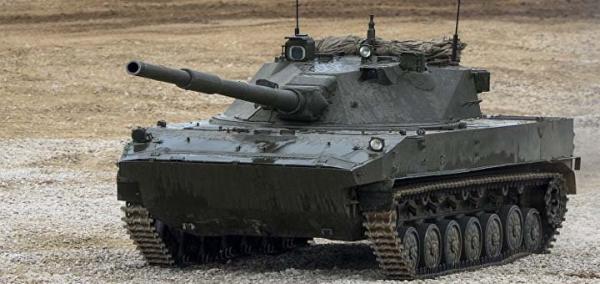 США разрабатывают бронемашины, которые «изменят принципы ведения войны»