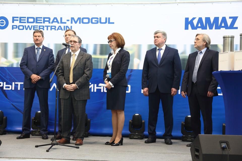 Federal-Mogul Powertrain отк…
