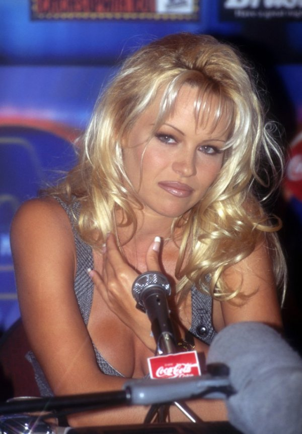 The special edition: Pamela Anderson