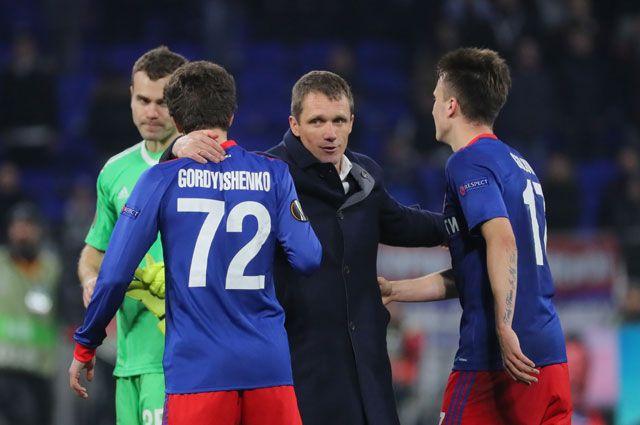 С кем сыграет ЦСКА в 1/4 финала Лиги Европы?