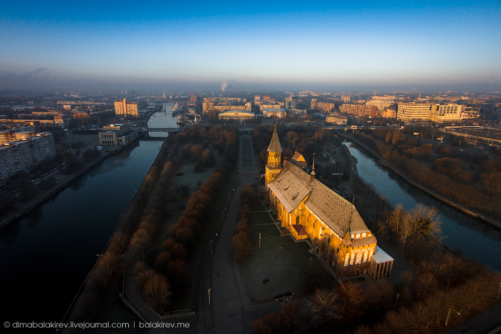 Пять причин влюбиться в Калининград