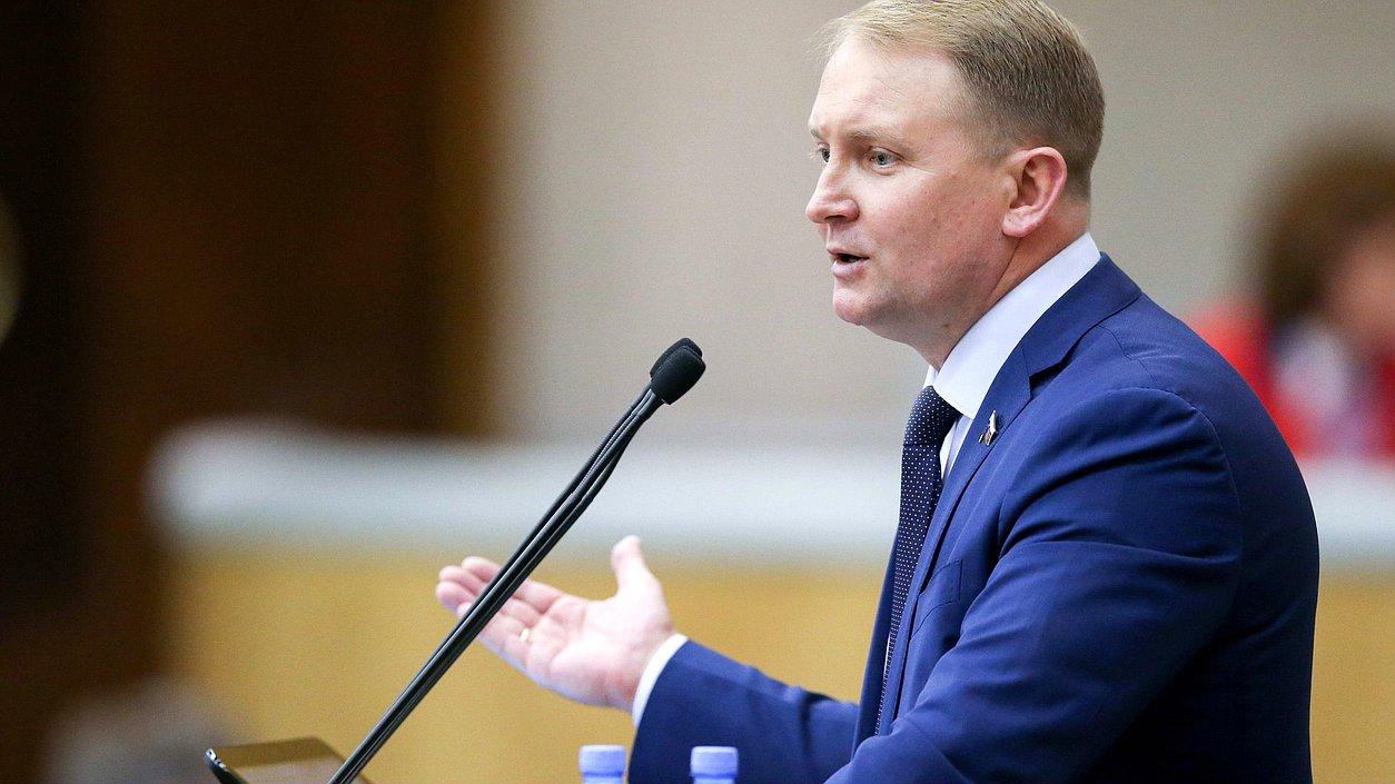 Депутат Шерин хочет лишить будущих губернаторов активов за границей