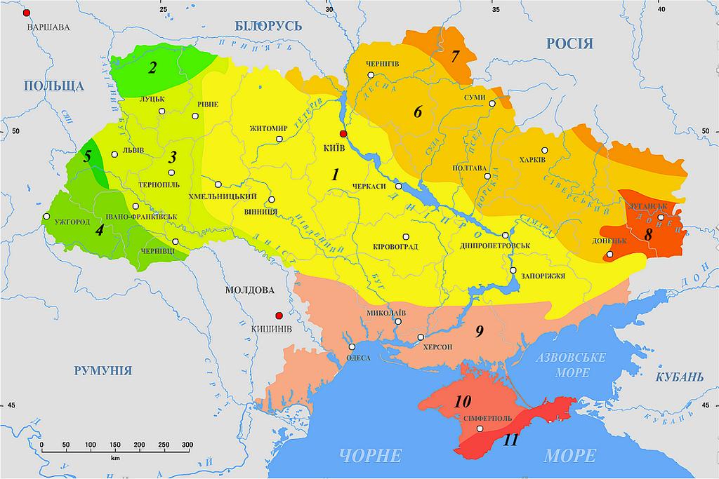 Украинство в геологическом аспекте:  это может показаться бредом... НО!
