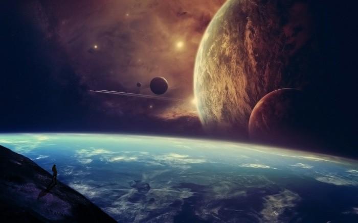 8. Другие планеты земного типа космос, ученные