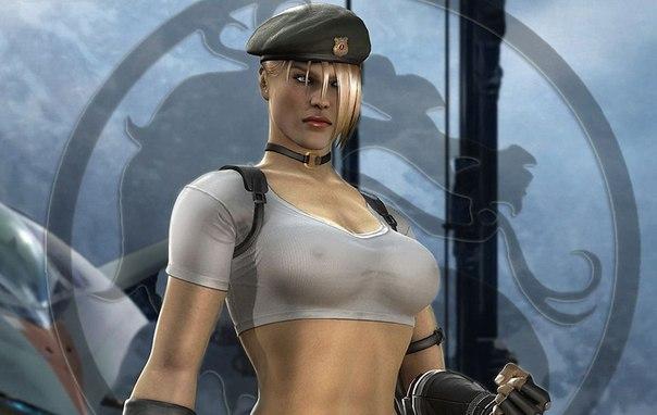Симулятор секса с героями игр