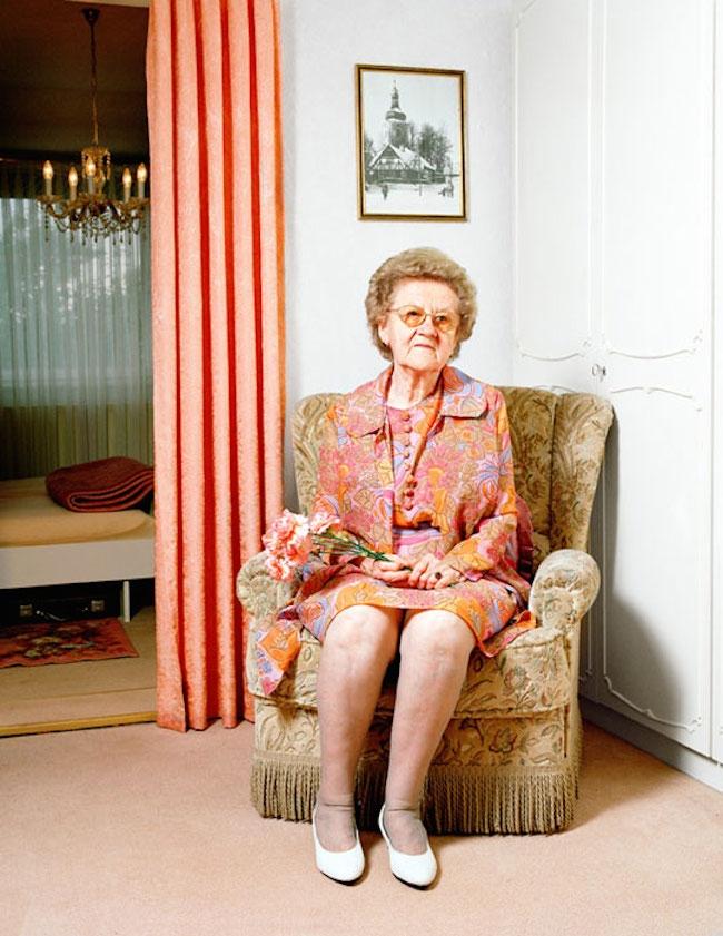 домашнее фото старых женщин самое