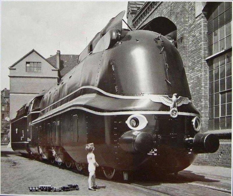 Нацистский поезд вагоны, железнодорожные, изобретения, поезда, рельсы, факты, фантазии