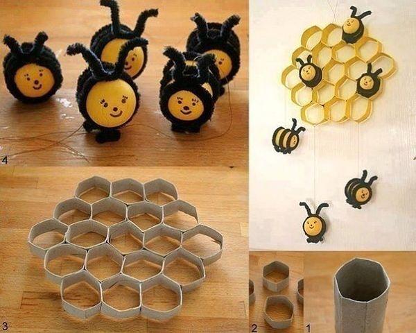 Домашние пчёлки