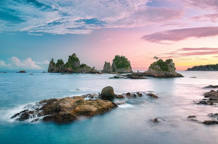 Восхитительные пейзажи Tommy Tsutsui