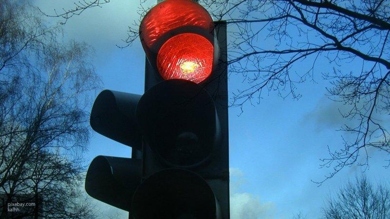 В столице Коми установили вызываемый светофор