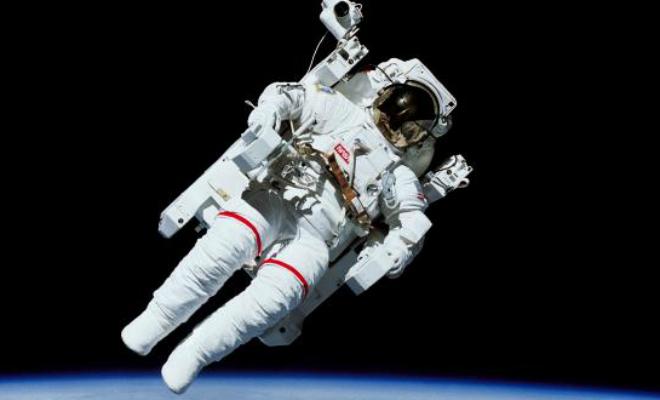 Почему космические скафандры стоят по 40 миллионов долларов за штуку Культура