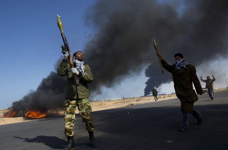 Ливия. Приглашение в бездну