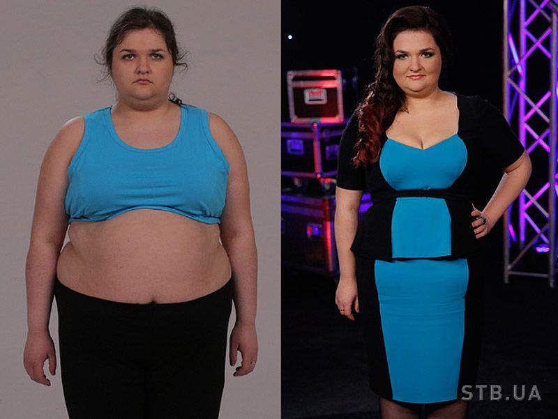 Проект До И После Похудения.