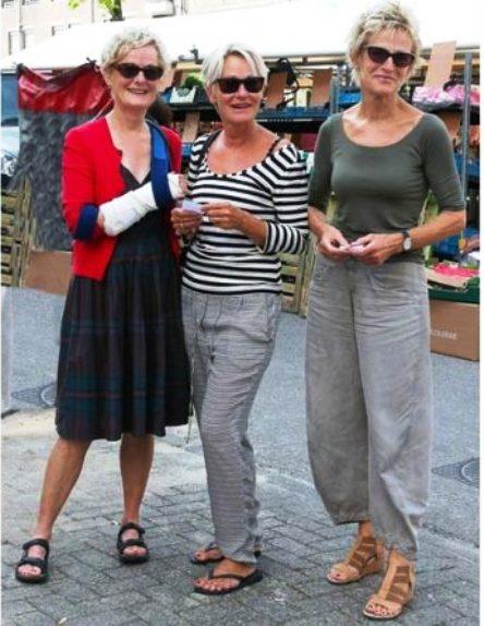 Возраст - не помеха! Стильные образы для женщин в возрасте 50-60 лет и старше