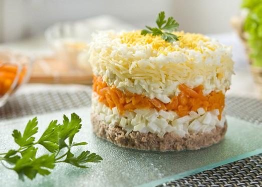 Как приготовить салат «Мимоз…