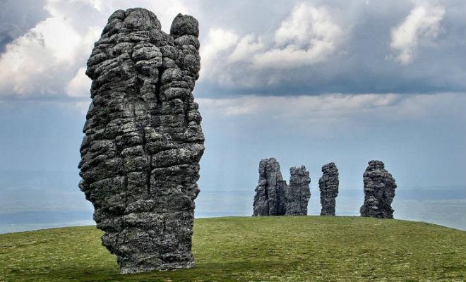 Китай назвал 10 самых необычных мест России