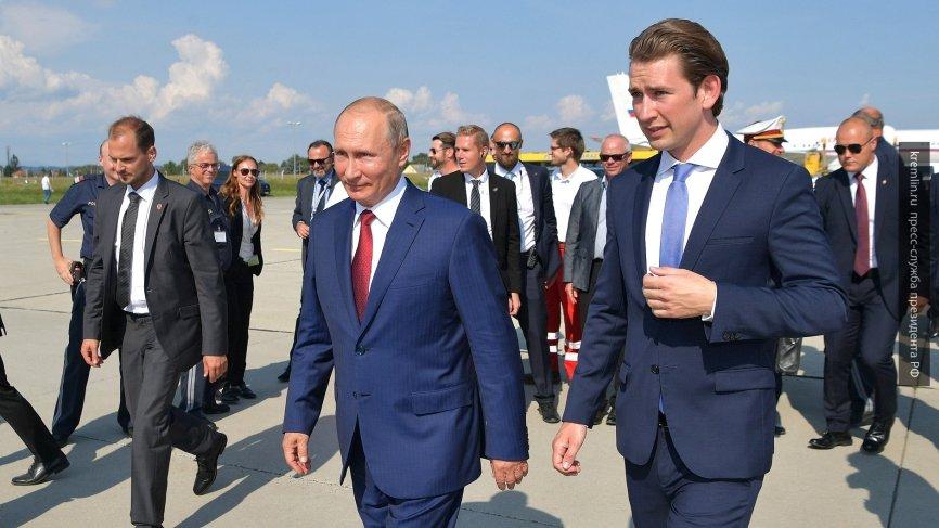 Курц считает, что Россия сил…