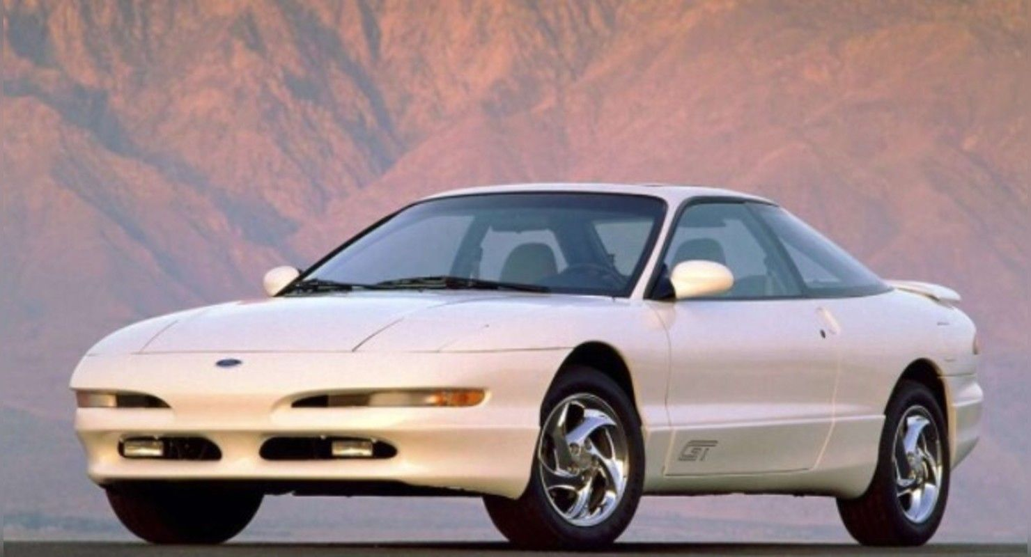 Назван ТОП-3 харизматичных купе из 90-х Автомобили
