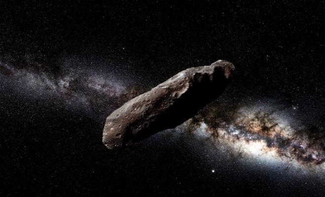 Профессор Гарварда уверен, что пролетевший у Земли в 2017 году астероид был создан не природой Культура