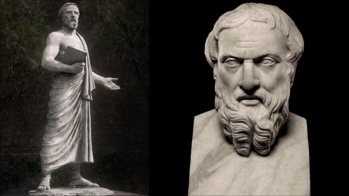 Отец истории Геродот.